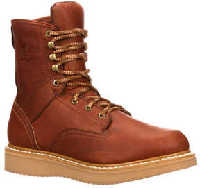 Georgia Boot Men's G81 8 Wedge Boot