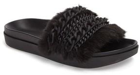 KENDALL + KYLIE Women's Sammy Slide Sandal