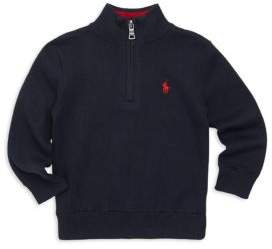 Ralph Lauren Baby's Half-Zip Pullover