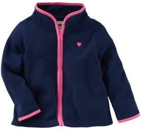 Osh Kosh Baby Girl Fleece Jacket