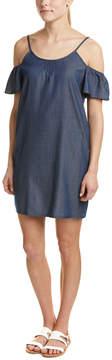 DREW Madison Cold-Shoulder Dress
