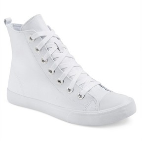 Mossimo Women's Lux High Top Sneakers