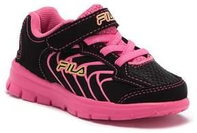 Fila USA Star Runner Athletic Shoe (Toddler)