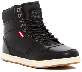 Levi's Stanton Burnish High Top Sneaker