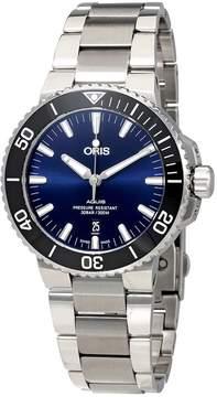 Oris Aquis Automatic Blue Dial Men's Watch