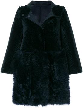Drome reversible short coat