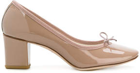 Repetto bow-detail pumps