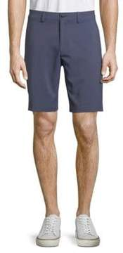 Saks Fifth Avenue BLACK Woven Golf Shorts