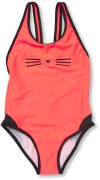 Karl Lagerfeld Little Girl's One-Piece Swimsuit
