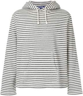 Junya Watanabe striped hoodie