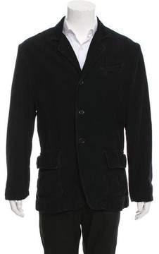 Marc Jacobs Corduroy Button-Up Sport Coat