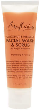 Shea Moisture Sheamoisture SheaMoisture Coconut & Hibiscus Facial Wash & Scrub