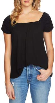 1 STATE 1.STATE Cinch Sleeve Top