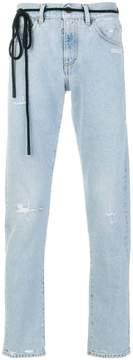 Off-White Temperature jeans