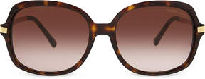 Michael Kors MK2024 Adrianna II round-frame sunglasses