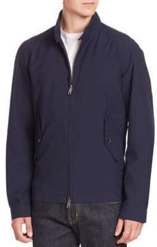 Baracuta Bold Hued Zipper Jacket