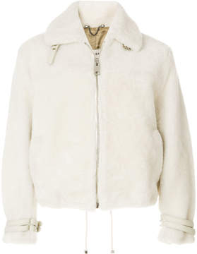 Misbhv short zipped jacket