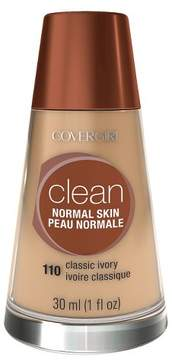 COVERGIRL® Clean Liquid Foundation - 1oz