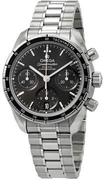 Omega Speedmaster Chronograph Automatic Black Dial Men's Watch
