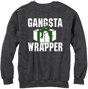 Fifth Sun Charcoal Heather 'Wrapper' Fleece Sweatshirt - Men's Regular