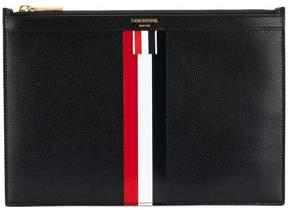 Thom Browne striped tablet holder