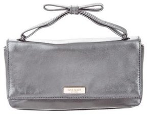 Kate Spade Metallic Handle Bag - BLUE - STYLE