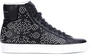 Givenchy studded hi-top sneakers