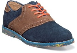 Florsheim Boy's 'Kennett Jr. Ii' Saddle Shoe