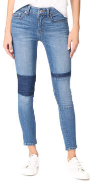 Derek Lam 10 Crosby Devi Mid Rise Authentic Skinny Jeans