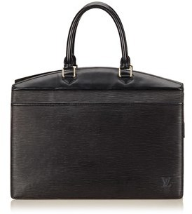 Louis Vuitton Pre-owned: Epi Riviera. - BLACK - STYLE