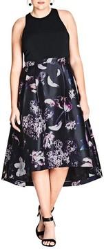 City Chic Plus Size Women's Romantic Night Dress