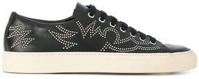 Buttero Tanina studded sneakers