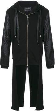 Unconditional hoodie coat