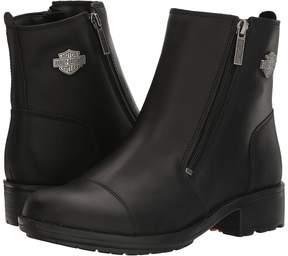 Harley-Davidson Senter Women's Zip Boots