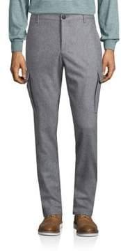 Brunello Cucinelli Knit Wool Pants