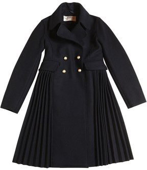 Ermanno Scervino Doubled Wool Felt Coat
