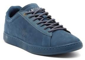 Lacoste Carnaby Evo 118 Suede Sneaker