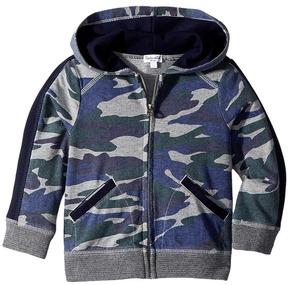 Splendid Littles Camo Hoodie Boy's Sweatshirt