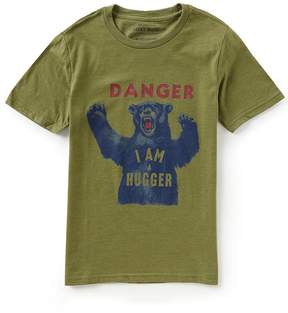 Lucky Brand Little Boys 2T-7 Short-Sleeve Graphic Tee