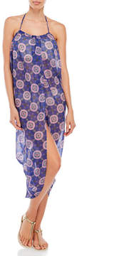 6 Shore Road Mandala Sheer Cover-Up