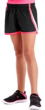 Hanes SPORT Girls' Woven Performance Running Shorts