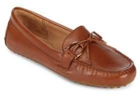 Lauren Ralph Lauren Slip-On Leather Loafers