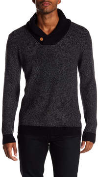 7 Diamonds Flinton Cowl Neck Sweater
