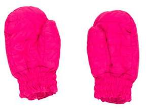 Patagonia Girls' Logo Snow Mittens