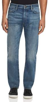 Burberry Selvedge Relaxed Fit Jeans in Blue