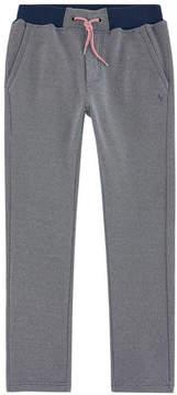 Jean Bourget Boy sim fit pique fleece pants