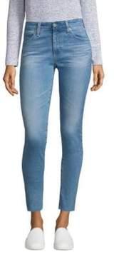 AG Jeans Farrah Fade Ankle Jeans