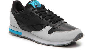 Reebok Classic Mixed Material Sneaker - Men's