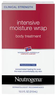 Neutrogena Norwegian Formula Intensive Moisture Wrap Body Treatment Lotion Fragrance Free
