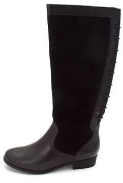 Giani Bernini Womens Caitlyn Leather Almond Toe Mid-calf Fashion Boots.